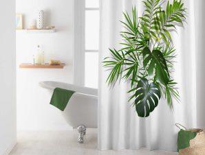 Κουρτίνα Μπάνιου (180×200) L-C Amazonica 1800677