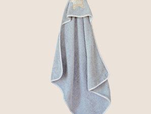 Κάπα 75X75 Melinen Little Star Grey
