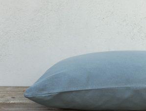 Nima Μαξιλαροθήκες 52×72 Naem Stripped Dark Blue