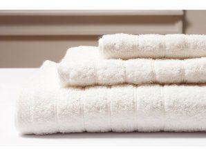 Πετσέτα Προσώπου 50X90 Melinen Colours Ecru