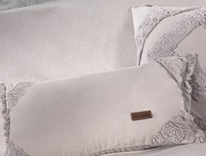 Διακοσμητική Μαξιλαροθήκη 30×45 Guy Laroche Hidi Pudra