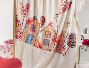 Κουβέρτα Fleece Μονή 160X220 Saint Clair Lollipop