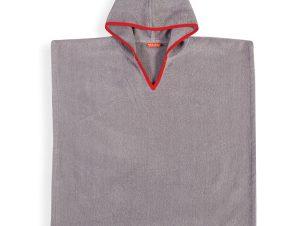 Poncho 60X120 Nef Nef Bono Grey