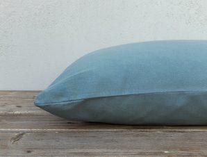 Μαξιλαροθήκες Ζεύγος 52×72 Nima Naem Stripped Dark Blue