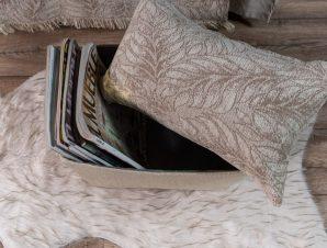 Διακοσμητική Μαξιλαροθήκη 45X45 Teoran Illinois 2