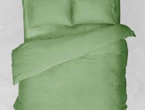 Viopros Παπλωματοθήκη Μονή 160×240 Basic Πράσινο Μήλο